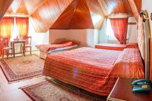 Τετράκλινο δωμάτιο ξενοδοχείο Απόλλων