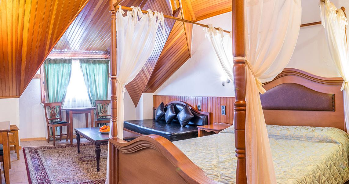 Τα δωμάτια του ξενοδοχείου Απόλλων