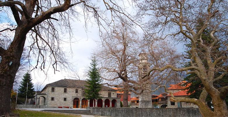 Ξενοδοχείο Απόλλων στο Μέτσοβο